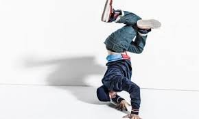 zajęcia Breakdance