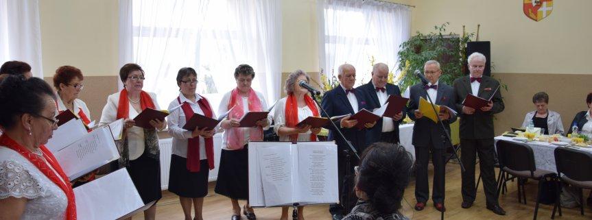 Spotkanie Wielkanocne w Stowarzyszeniu Seniorów 2019r.