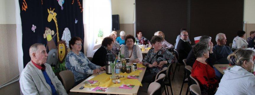 Spotkanie Stowarzyszenia Seniorów 06.05.2019r.