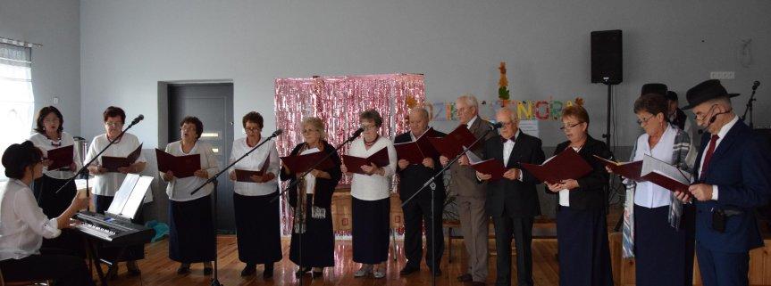 Dzień Seniora W Stowarzyszeniu Seniorów