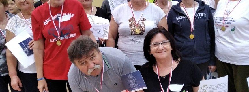 VI Olimpiada Seniorów o Puchar Burmistrza Miasta Sochaczew